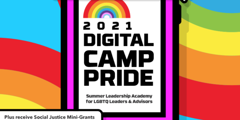 Register for 15th Annual Camp Pride Summer Leadership Academy